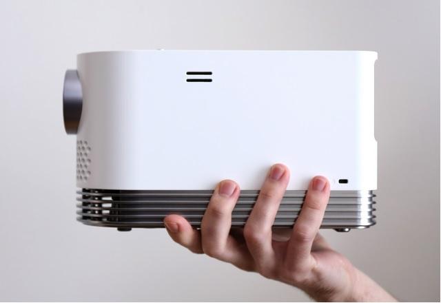 Новият проектор на LG е за всички фенове на домашното кино