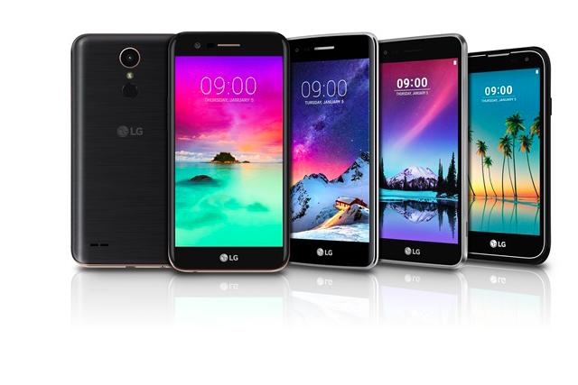 LG официално показа смартфоните от сериите K и Stylus 3