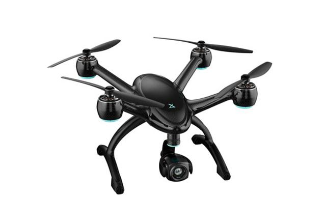 Футуристичният дрон XDynamics Evolve ще бъде показан на CES 2017