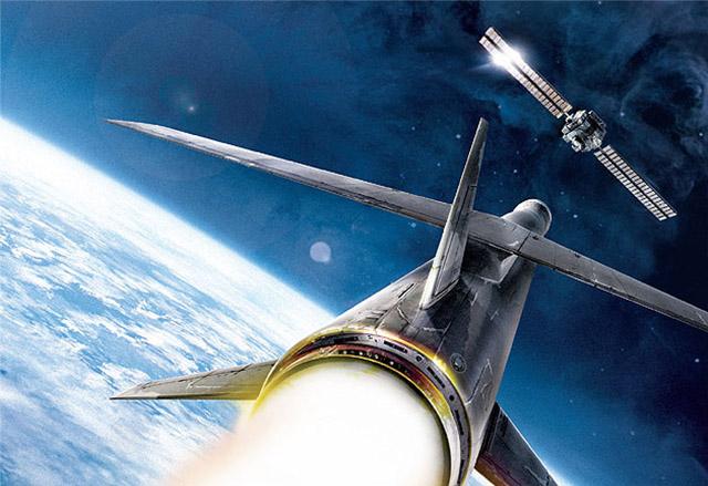 Руските военни създадоха антисателитна ракета