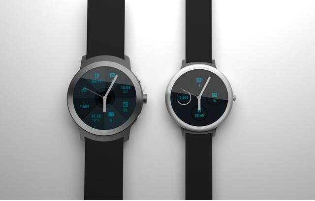 Google потвърди, че пуска два топ Android Wear часовника в началото на 2017