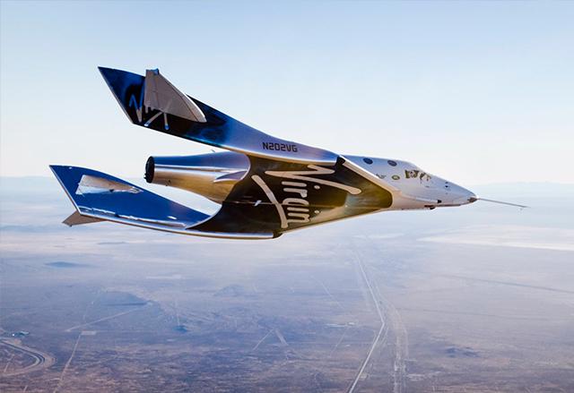 Virgin Galactic проведе втори успешен полеви тест на VSS Unity