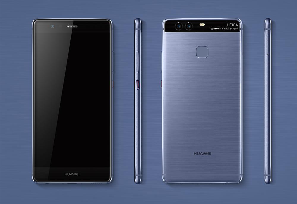 Топ 5 от Huawei за 2016