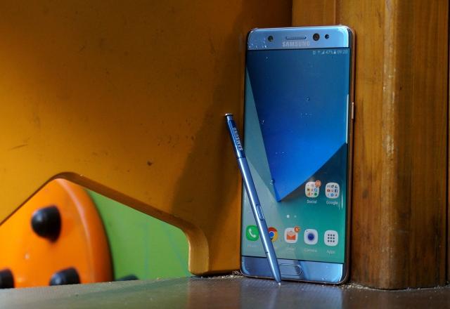 Три месеца след сагата Note 7 Samsung гони рекордни печалби