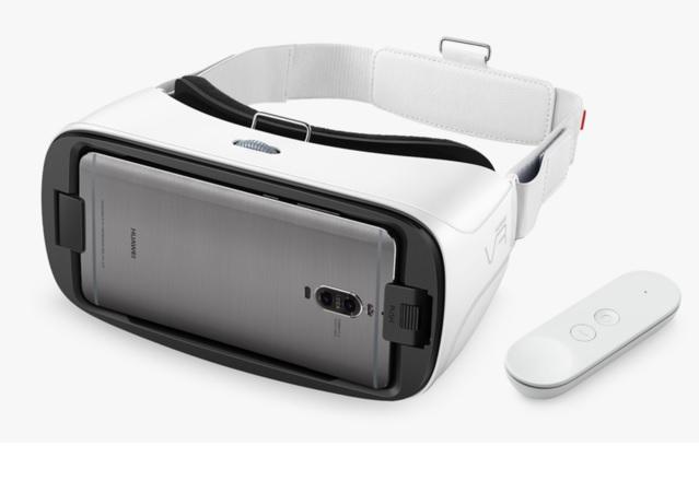 Това е първият Daydream VR шлем, който не идва от Google