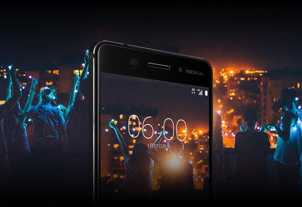 Официален анонс на Nokia 6 с Android