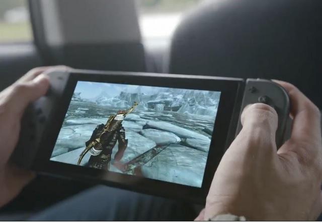 Nintendo Switch ще ви остави без дъх, обещава шефът на Nvidia