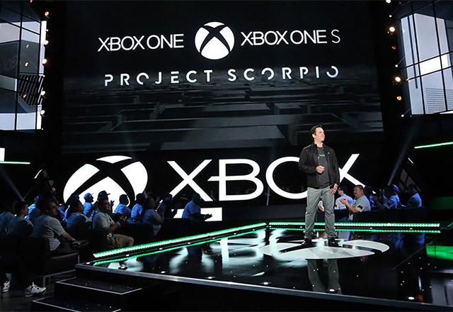 Project Scorpio не спира да впечатлява гейм студиа от цял свят