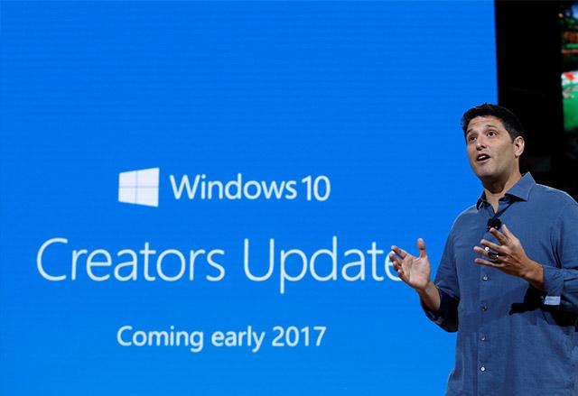 Windows 10 Creators Update ще донесе функции като нощен режим, Edge визуализации и още