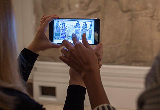Google Tango AR ще работи в музеи в САЩ, за да показва вътрешността на експонати