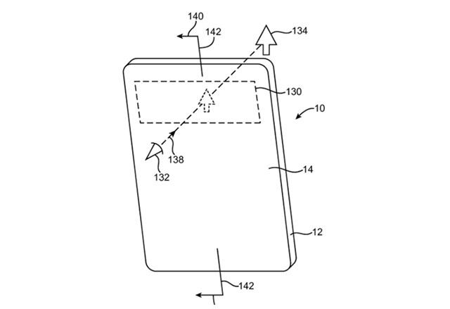 Apple получи патент за OLED екран, пълен с дупки, за да вгради безрамков дисплей в бъдещ iPhone