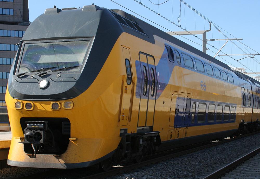 Вятърната енергия задвижва всички електрически влакове в Холандия и това е само началото