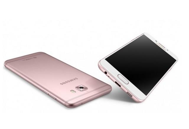 Samsung анонсира официално фаблета Galaxy C7 Pro