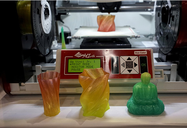 Учени от MIT разработиха метод за пост обработка на 3D отпечатани обекти