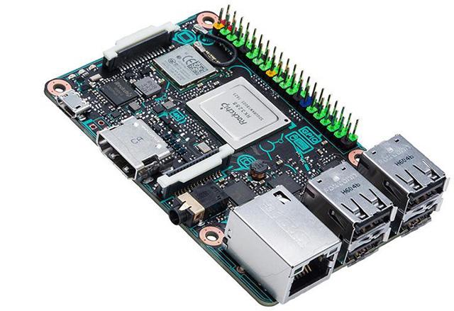 ASUS представи конкурент на Raspberry Pi, който идва с 4K възможности