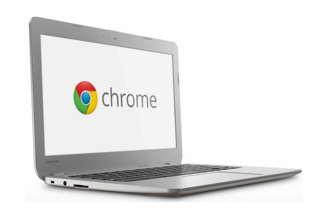 Всички Chromebooks компютри вече ще имат инсталиран Play Store