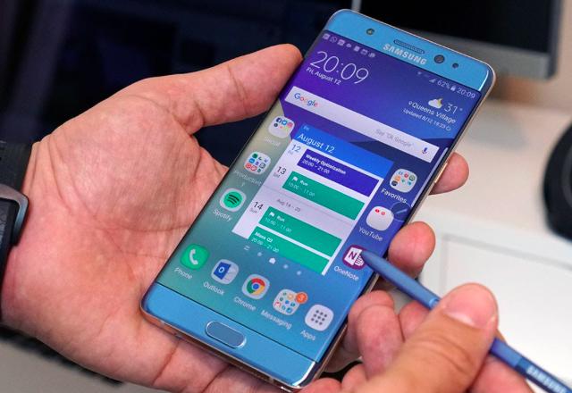 Samsung все пак ще представи наследник на злополучния Galaxy Note 7