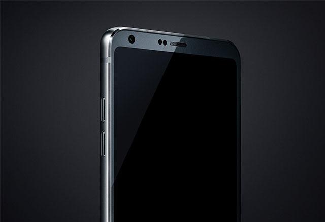 Това е първата официална снимка на LG G6