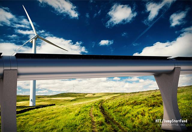 Във френския град Тулуза ще бъде изградено първото европейско Hyperloop трасе
