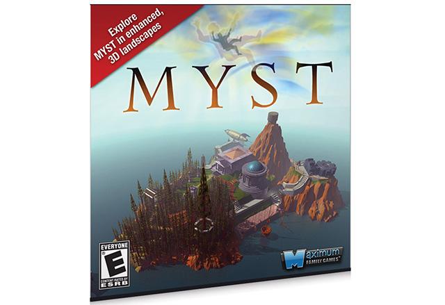 Култовата игра Myst от днес може да се играе на Android устройства