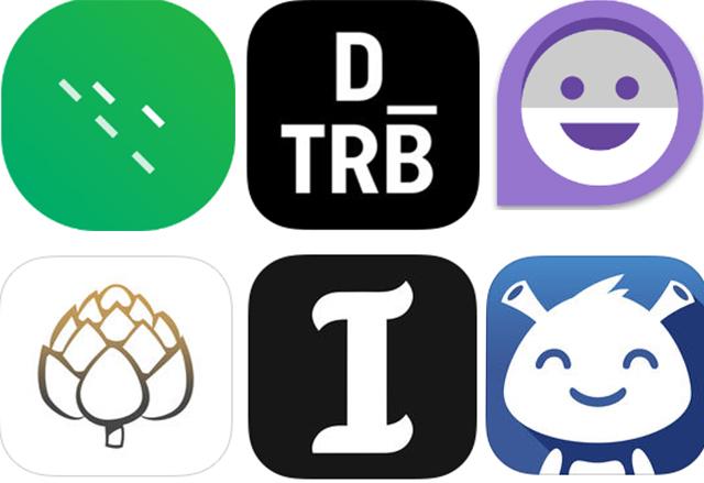 Смартфон приложения на седмицата, януари 2017, част 4