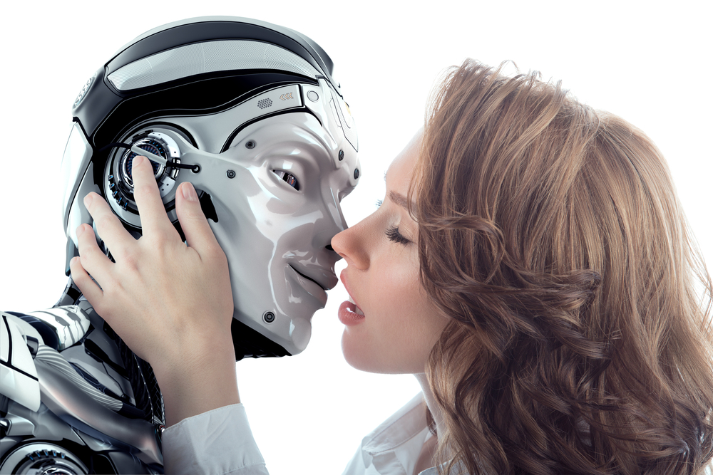 """Възходът на """"секс роботите"""""""