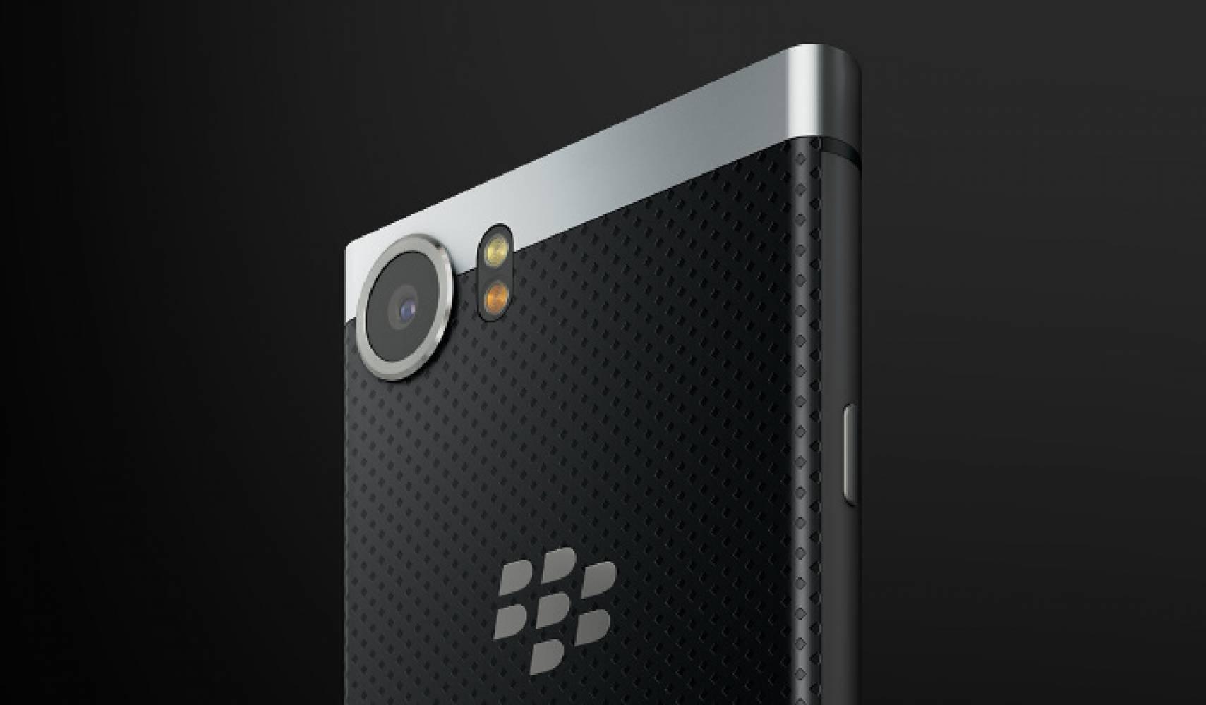 Всички параметри на BlackBerry KeyOne (Mercury) вече са ясни