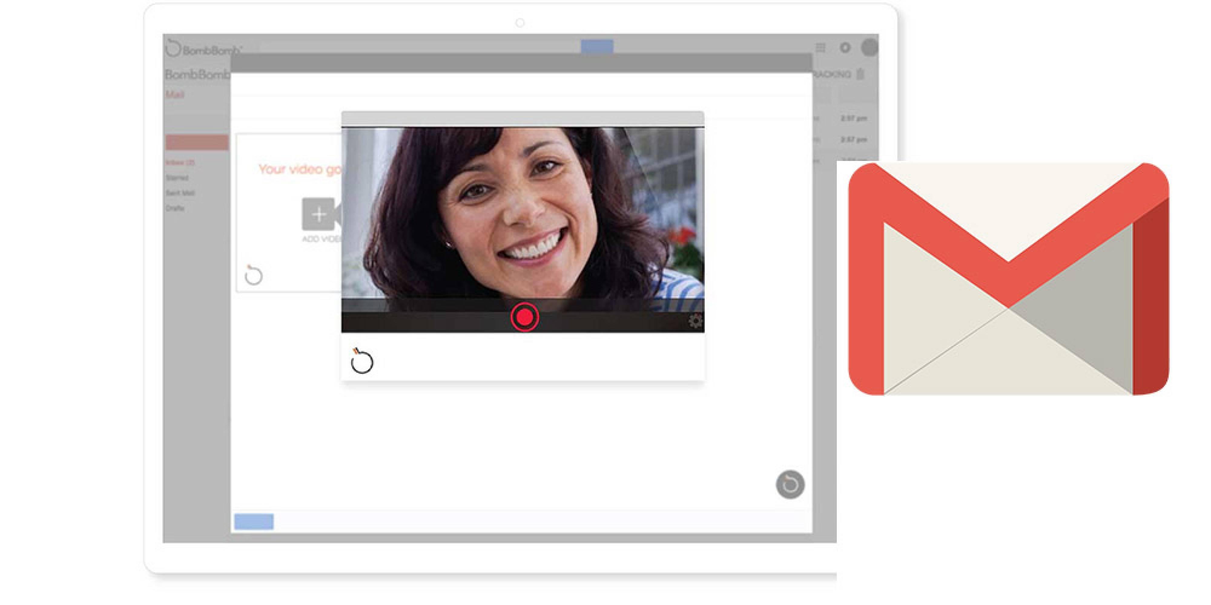 Gmail се сдоби с видеоплейър за преглед на получени клипове