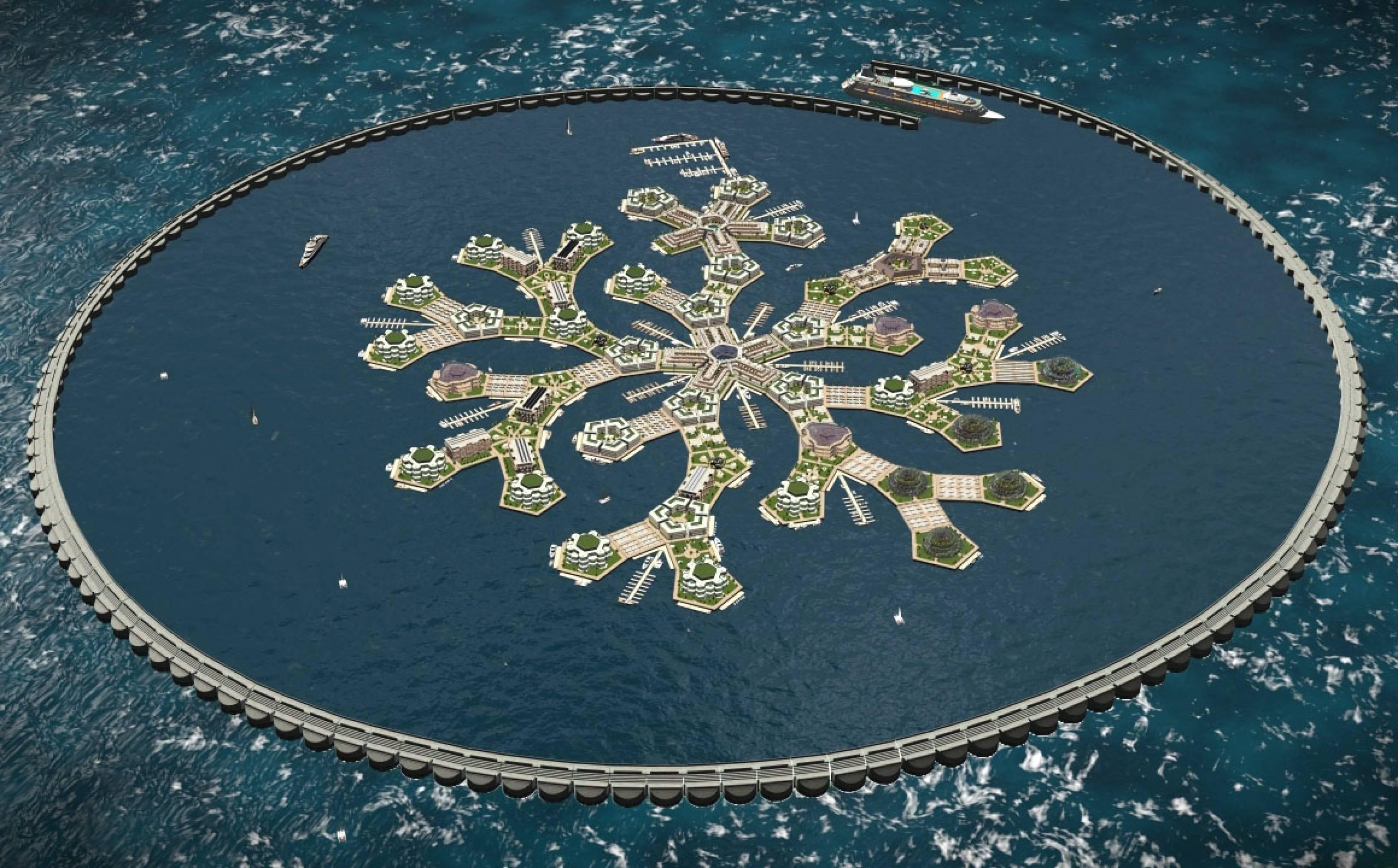 Новите идеи за града на бъдещето - плаващ, подводен или дори извънземен?