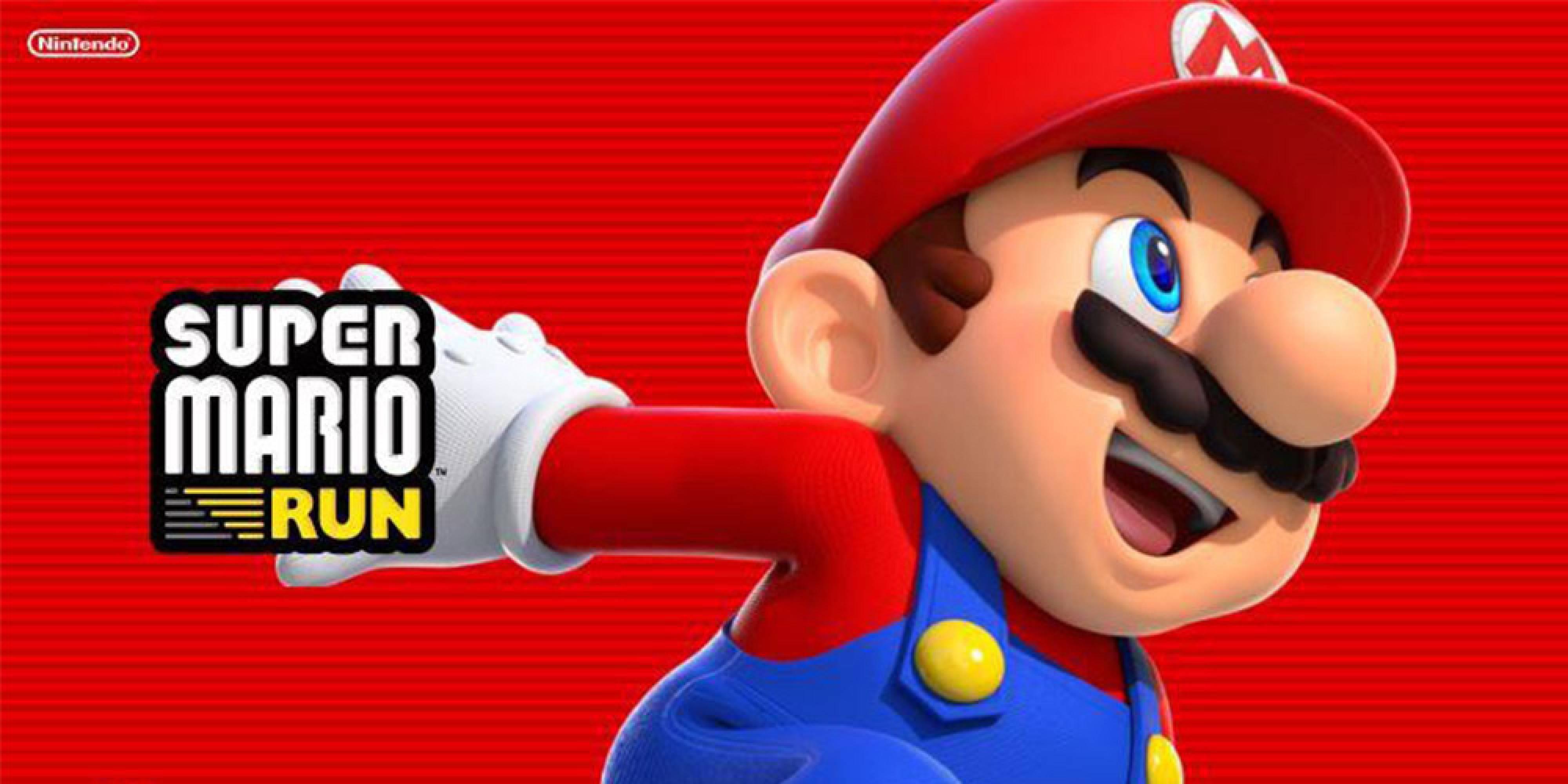 Android версията на Super Mario Run ще бъде на разположение на 23 март