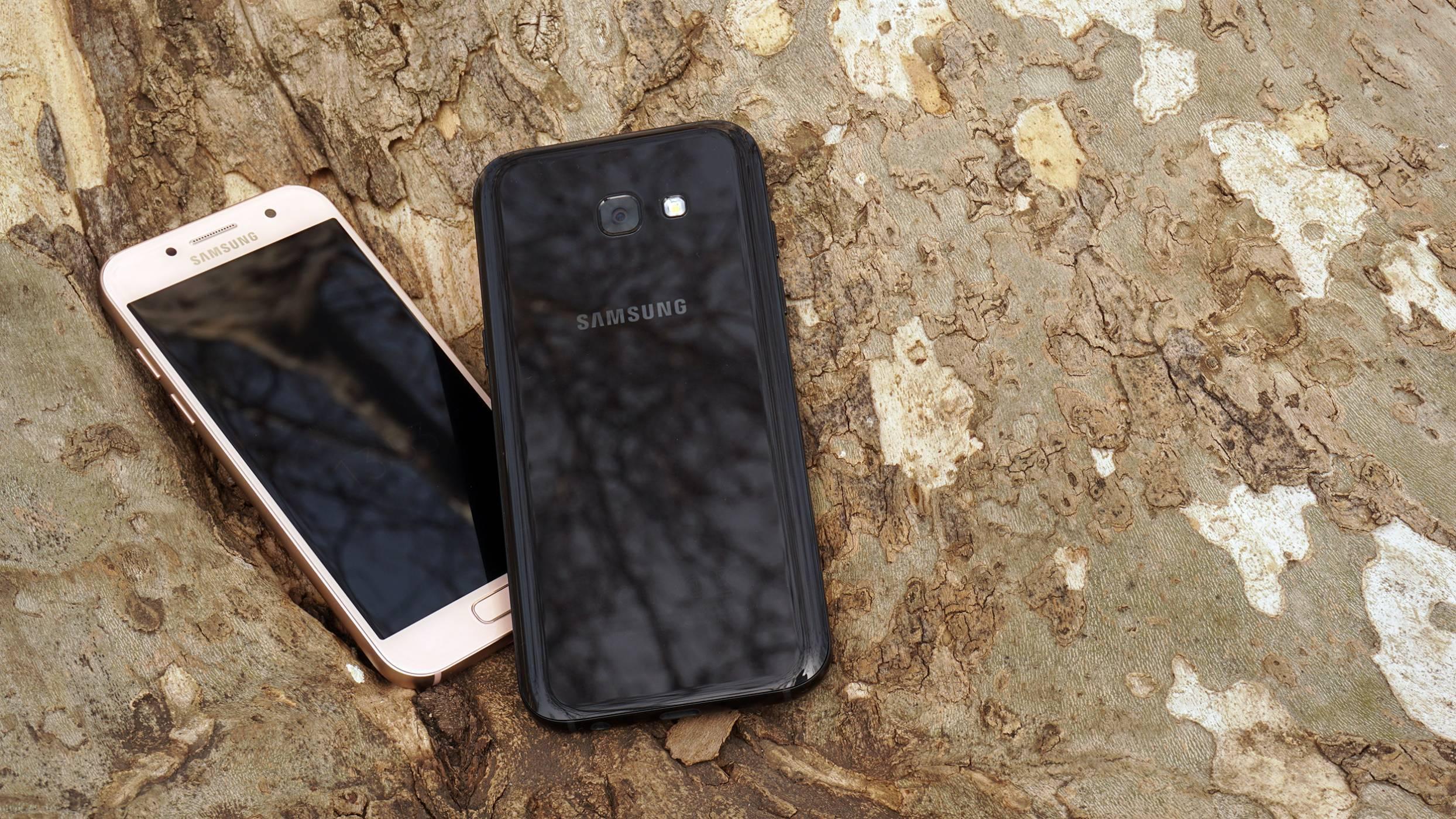 Samsung Galaxy A5/Galaxy A3 2017: среден клас с ДНК на флагман