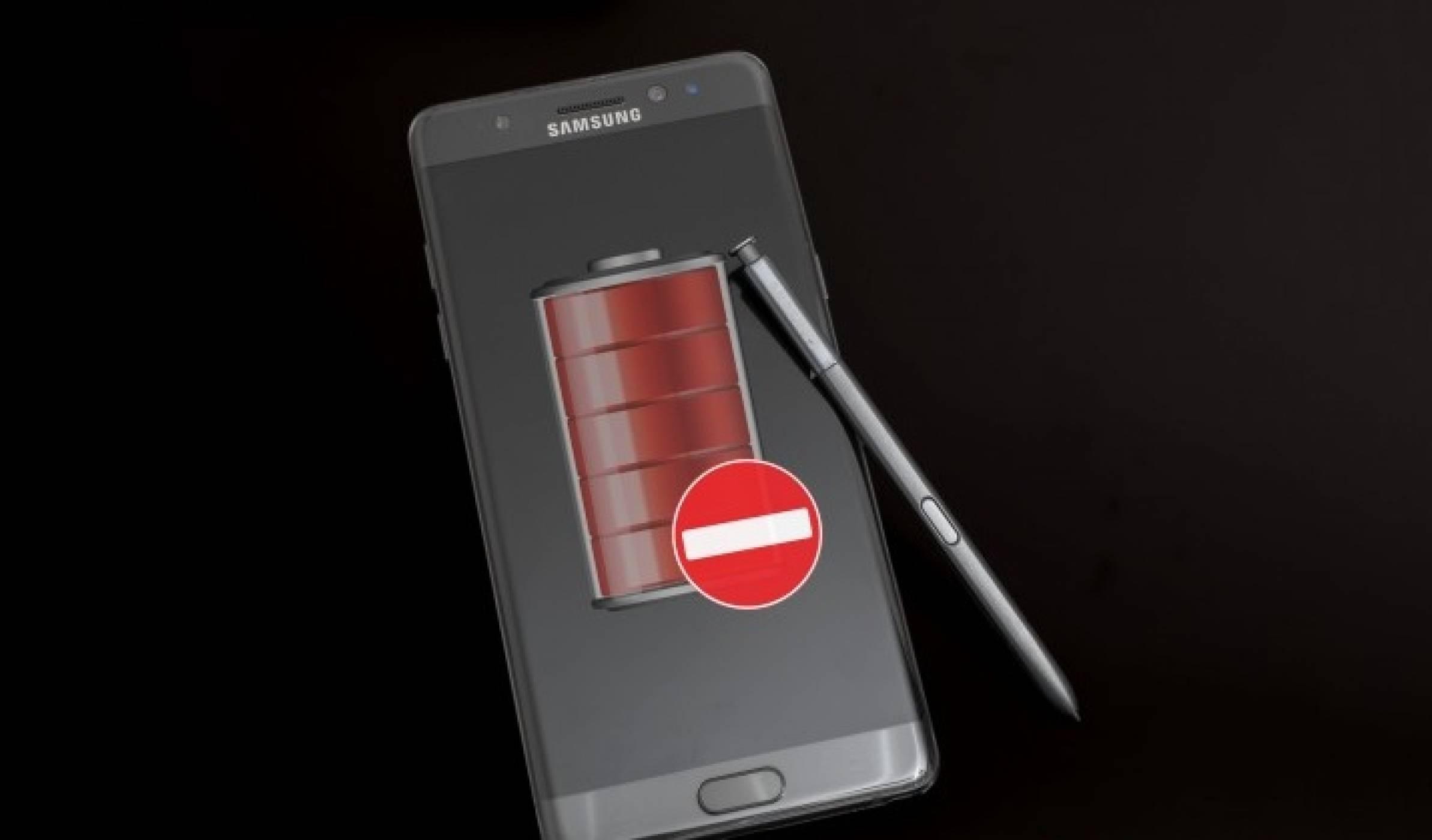 Samsung окончателно приключва с Galaxy Note 7