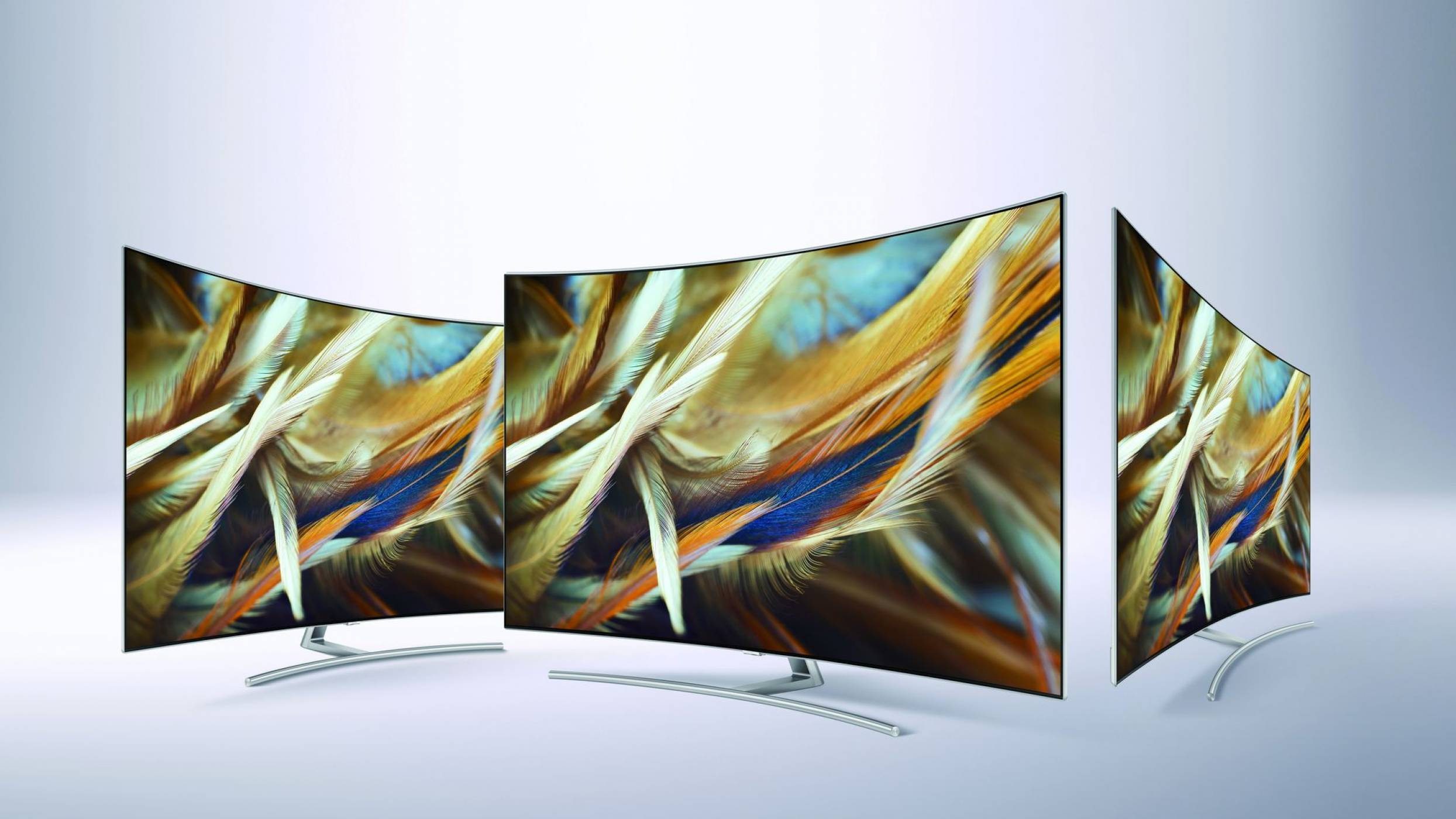 Samsung QLED: красивият цвят зависи от обема