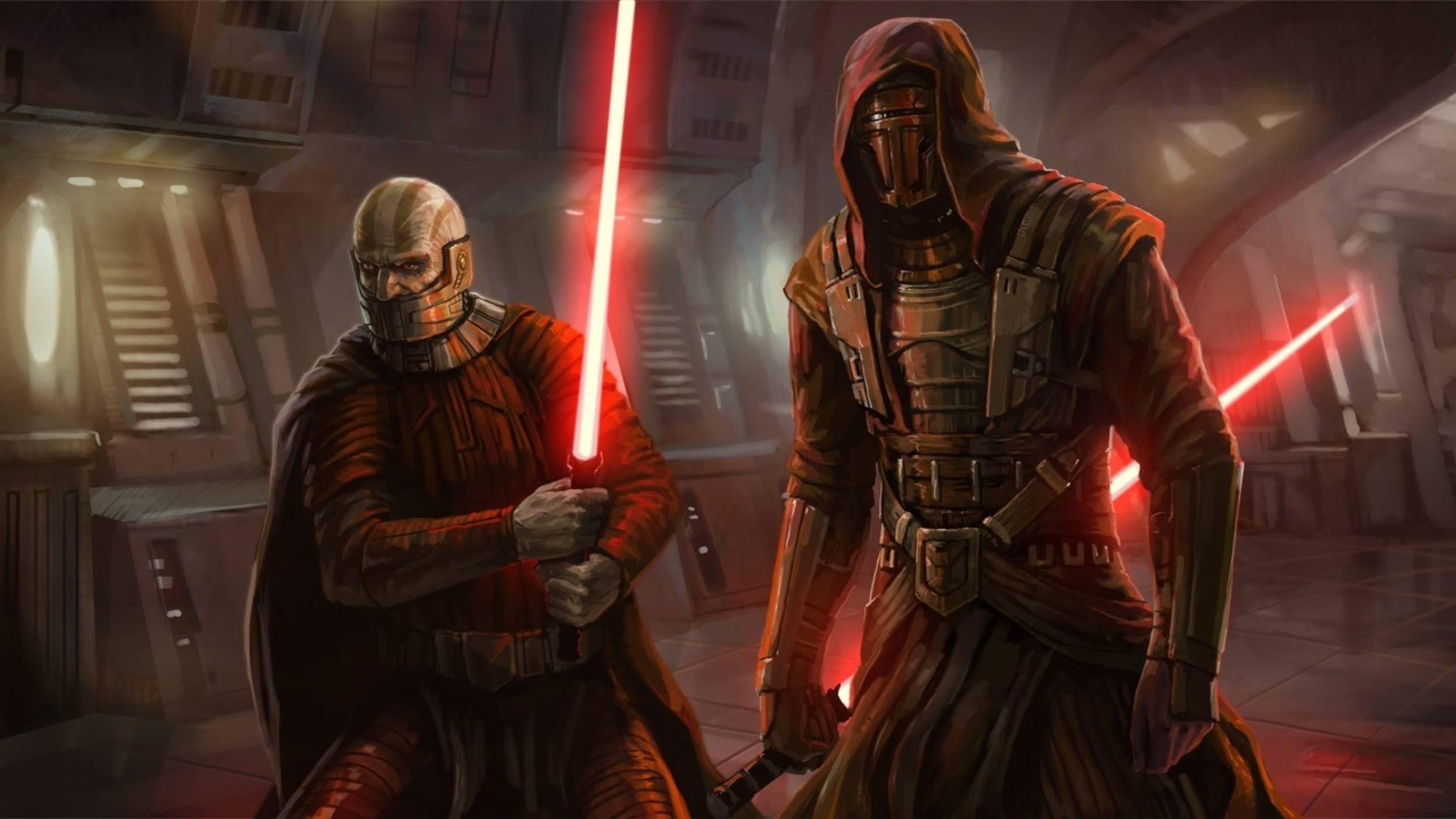 BioWare работи по римейк на легендарната Knights of the Old Republic