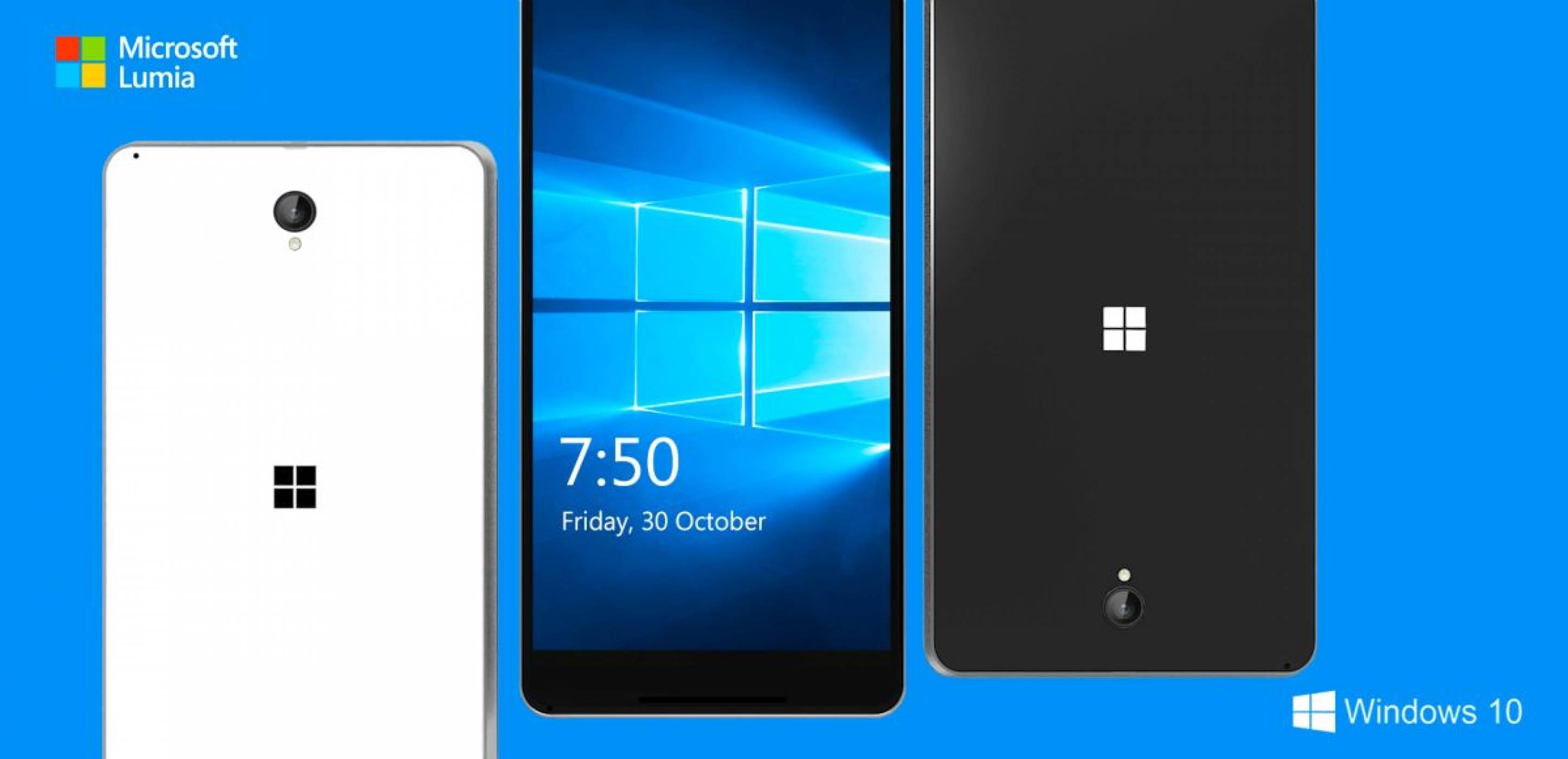 Ето как щеше да изглежда Lumia 750, ако бе видяла бял свят