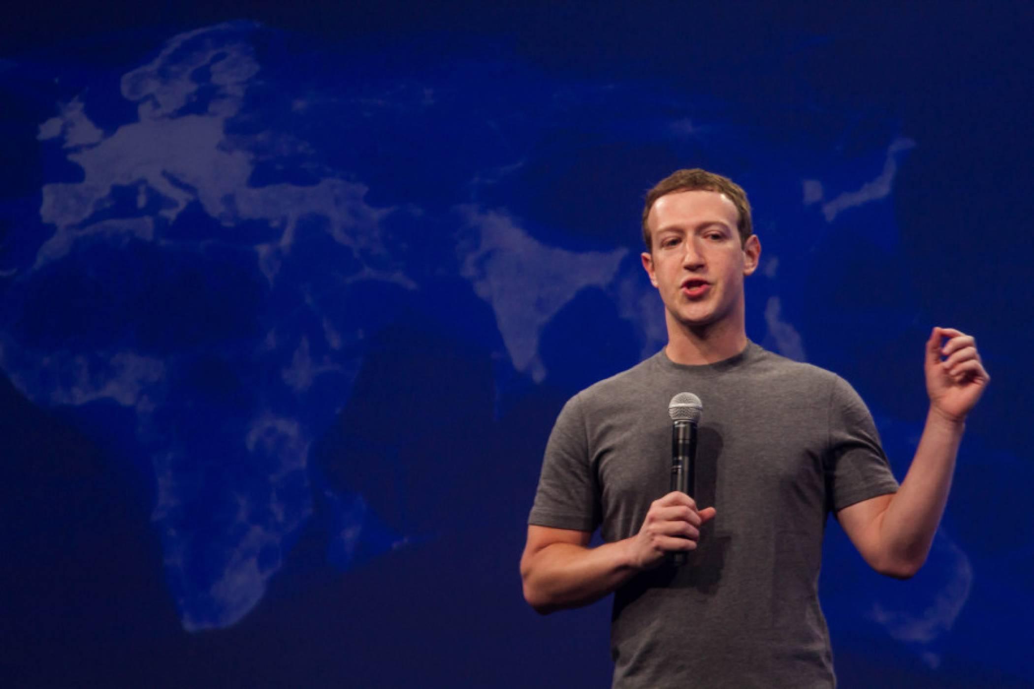 Марк Зукърбърг: Камерата е първата платформа за добавена реалност