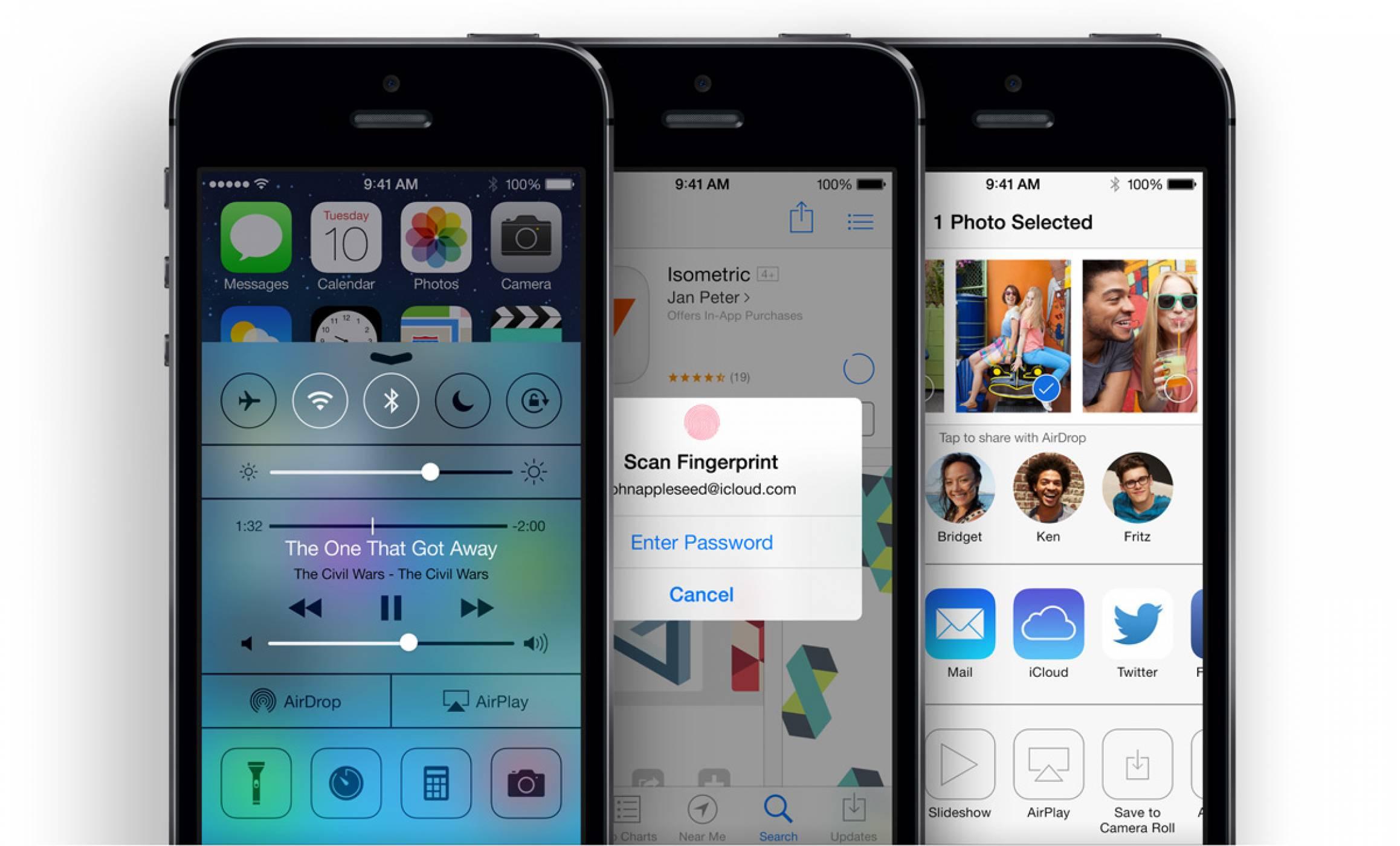 Внимавайте за преработени iPhone модели с фалшиви части