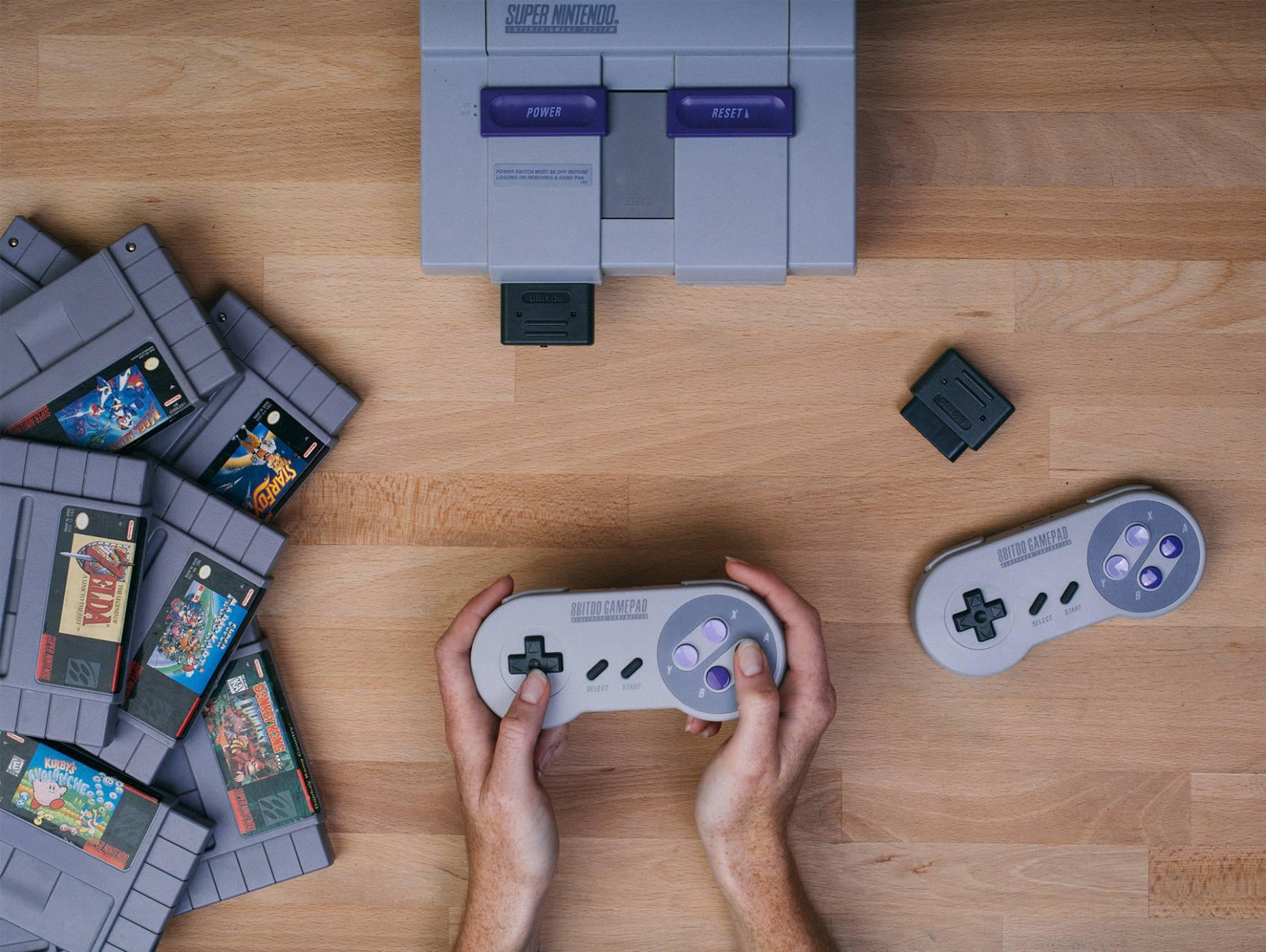 Nintendo може да пусне SNES mini до края на годината