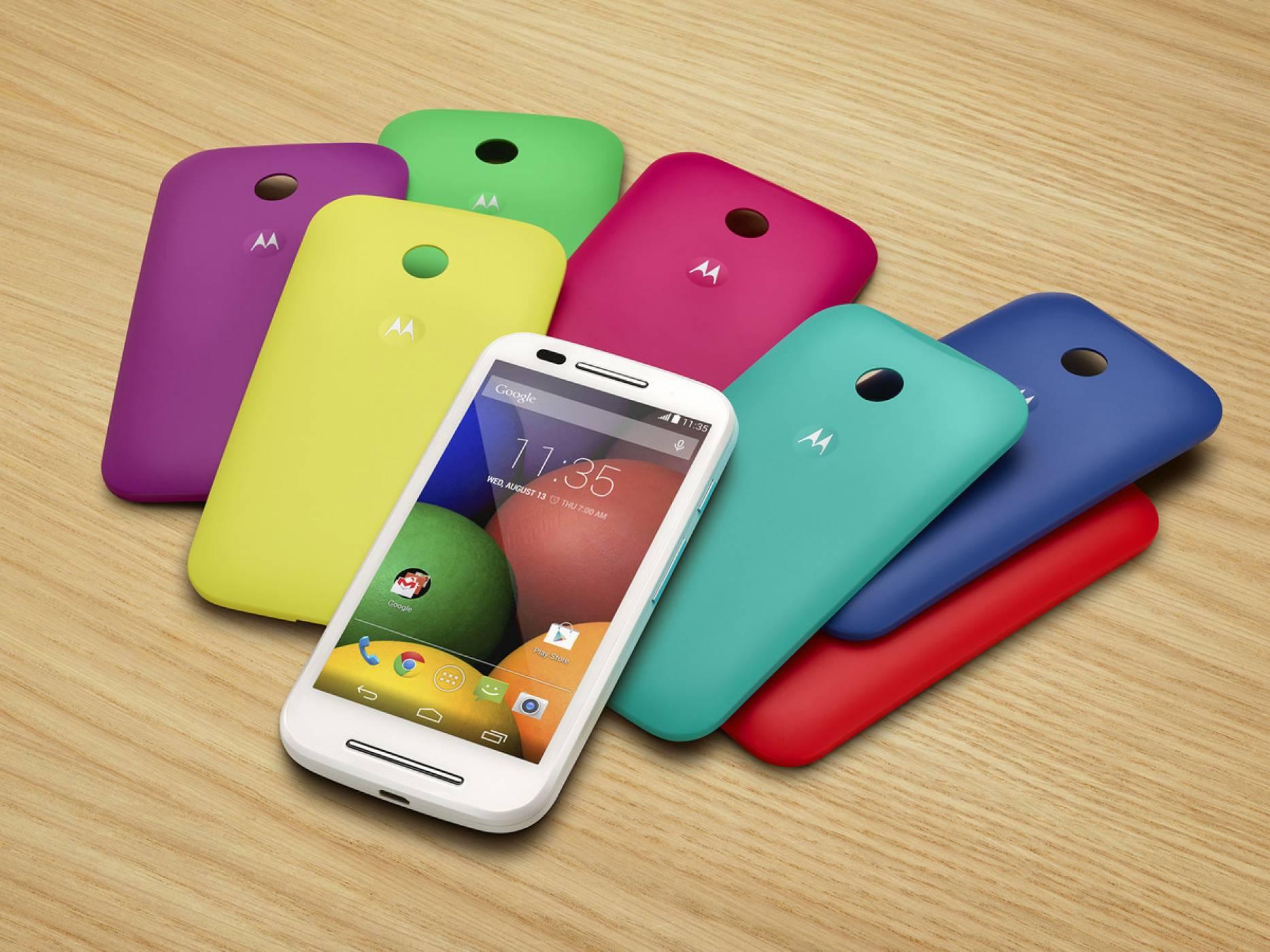 Разкриха някои от спецификациите на бюджетния смартфон Moto E4