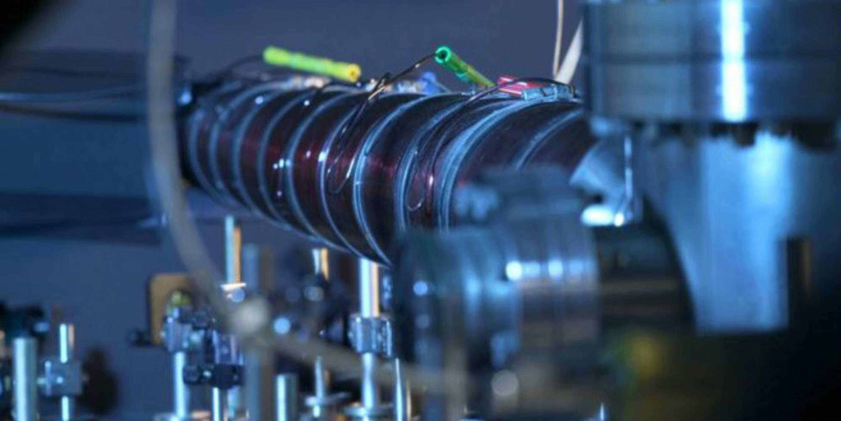 Физици създадоха течност с отрицателна маса