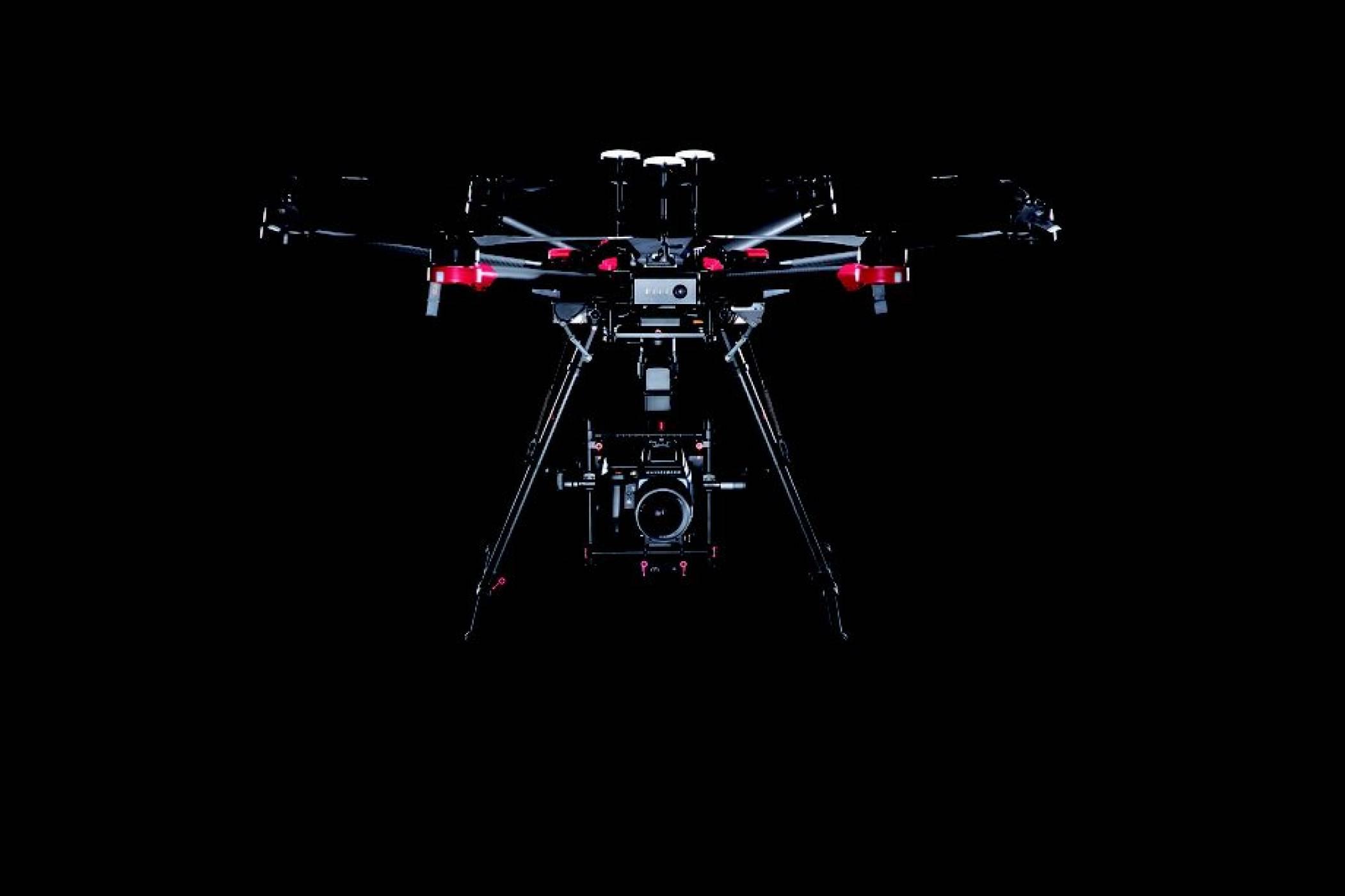 DJI и Hasselblad показаха дрон с невероятни фотографски възможности