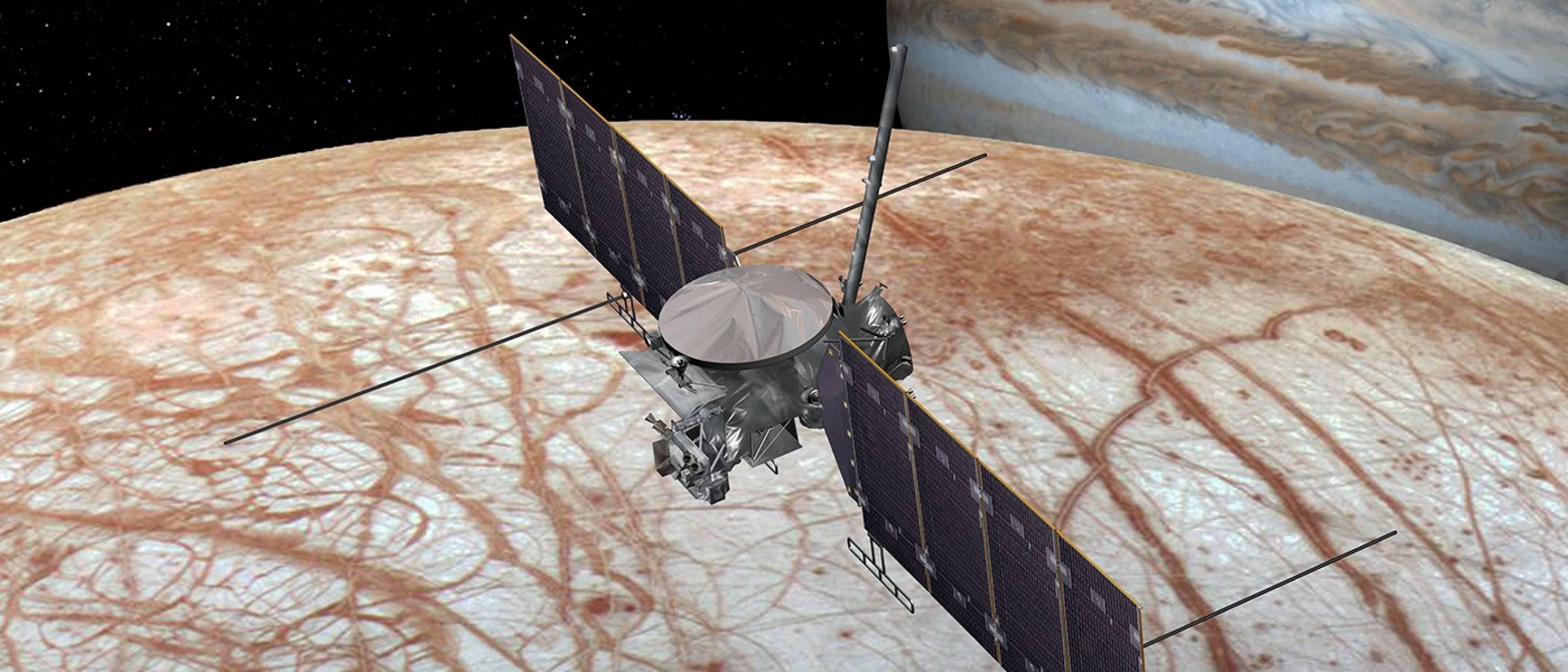 Официално: търсим живот на спътник на Юпитер през 2025 г.