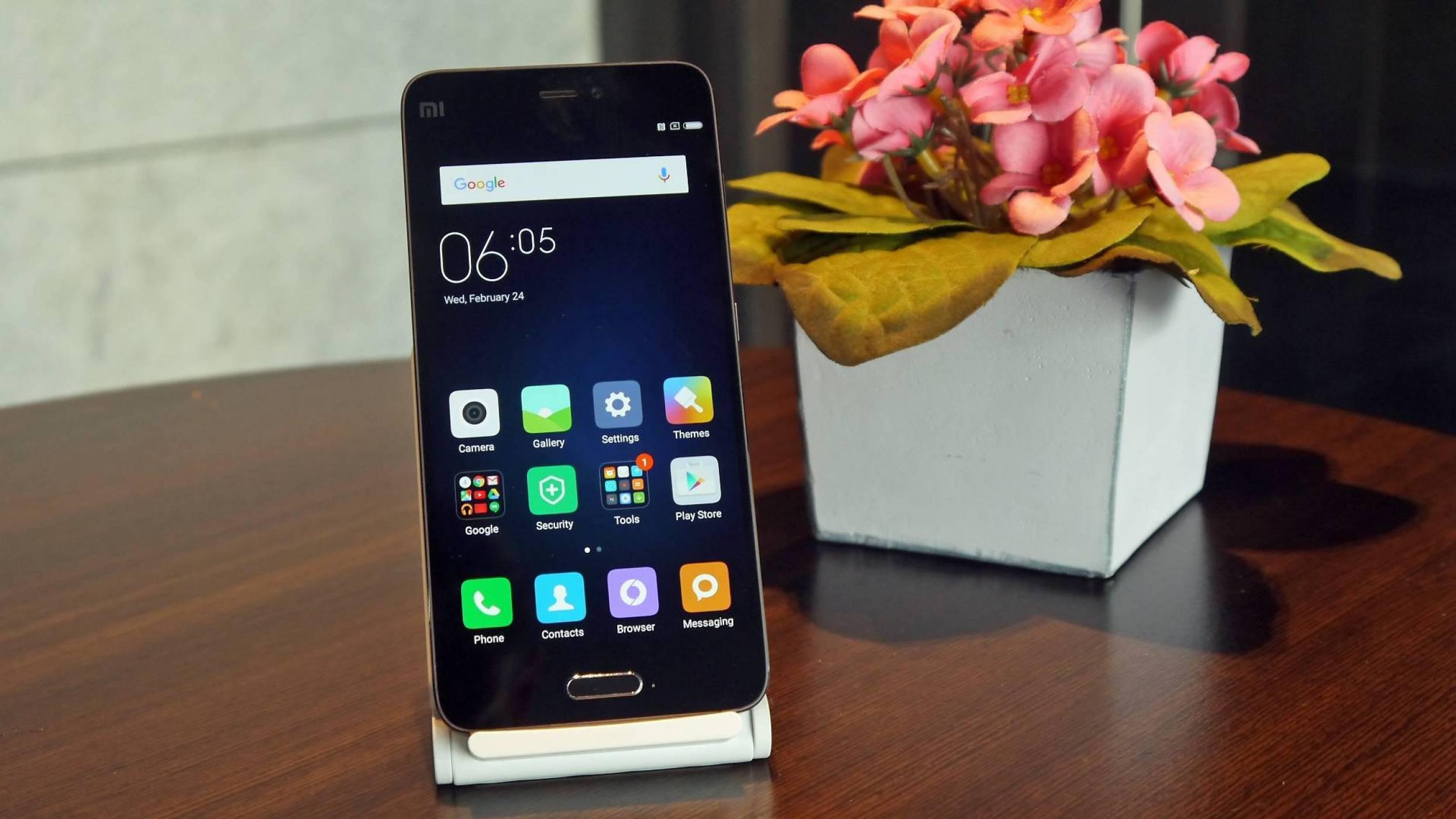 Xiaomi Mi 6 надмина 1 млн. предварителни регистрации