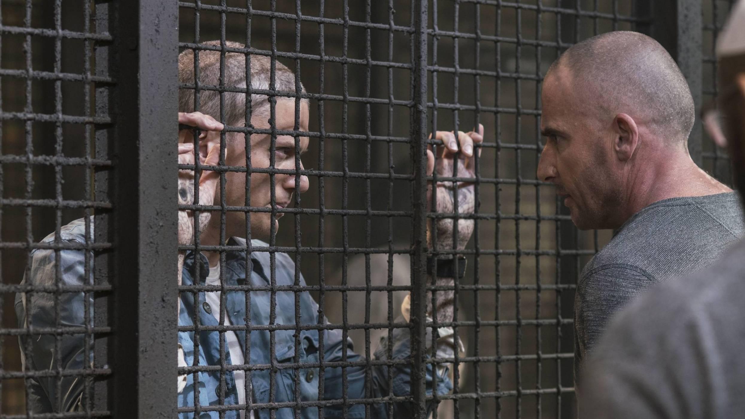 Prison Break: едно непредвидимо завръщане