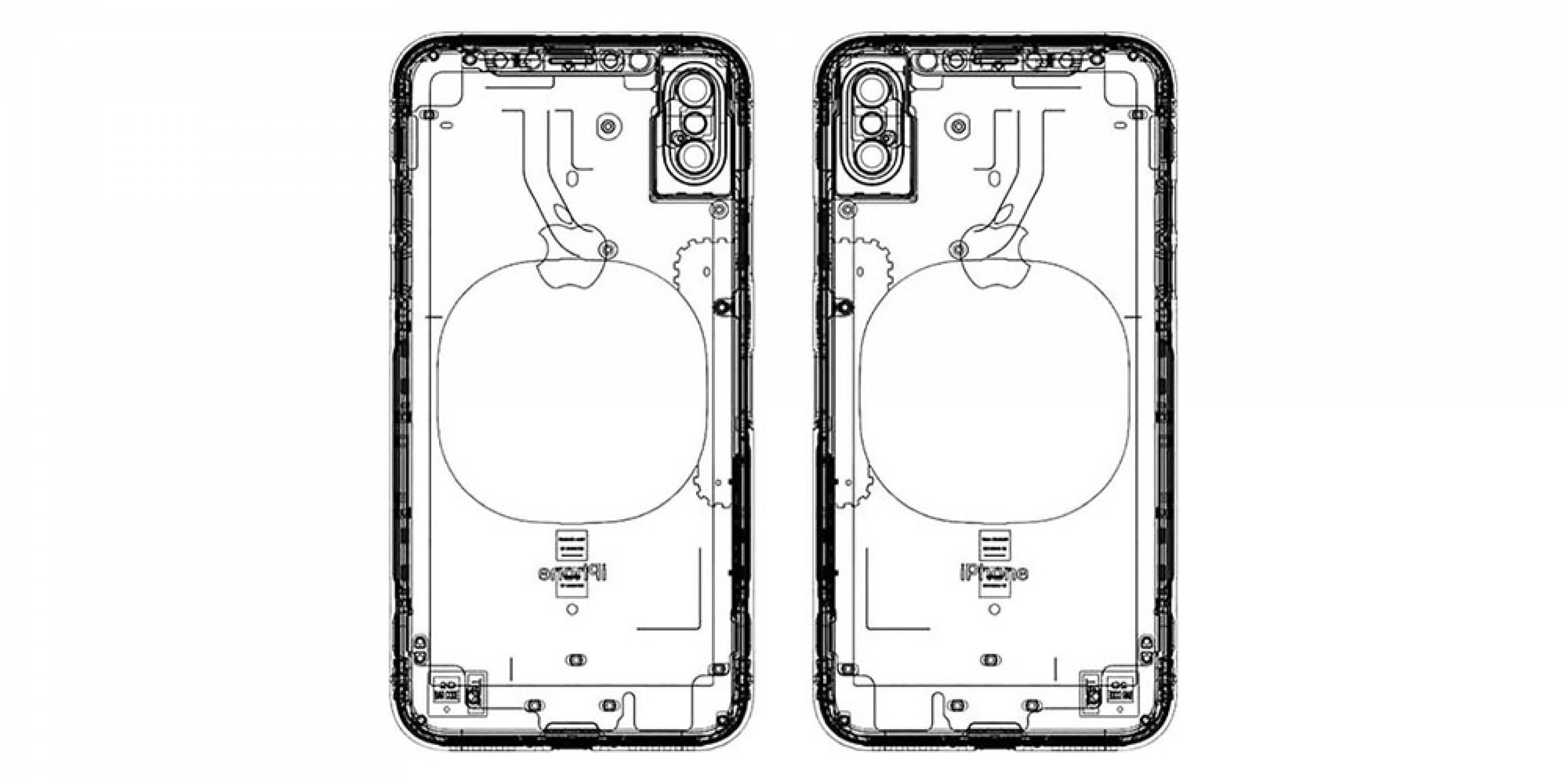 Нова схема на iPhone 8 потвърждава, че устройсвото ще има функция за безжично зареждане