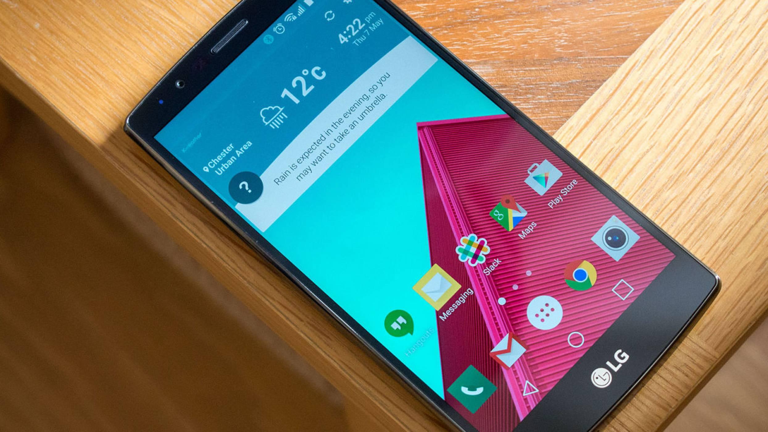 LG G6 е първият телефон с HDR и Dolby Vision сертификат от Netflix