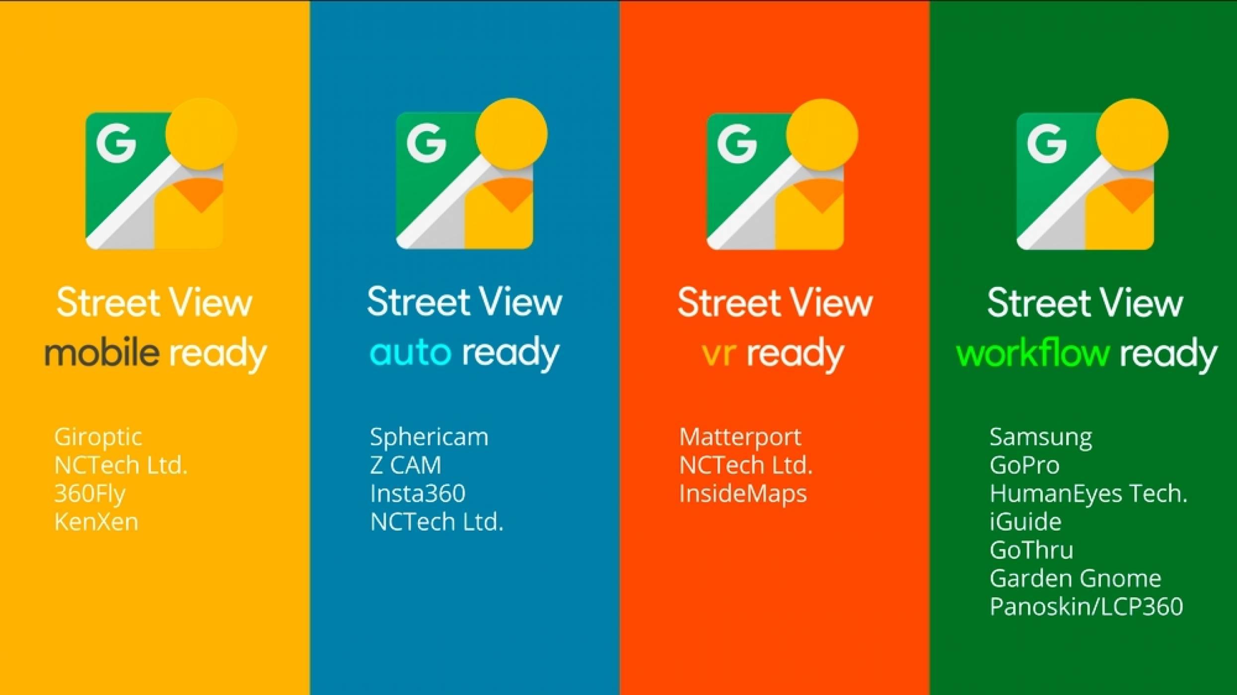 Google Street View Ready e нов стандарт за качество за 360-градусови изображения
