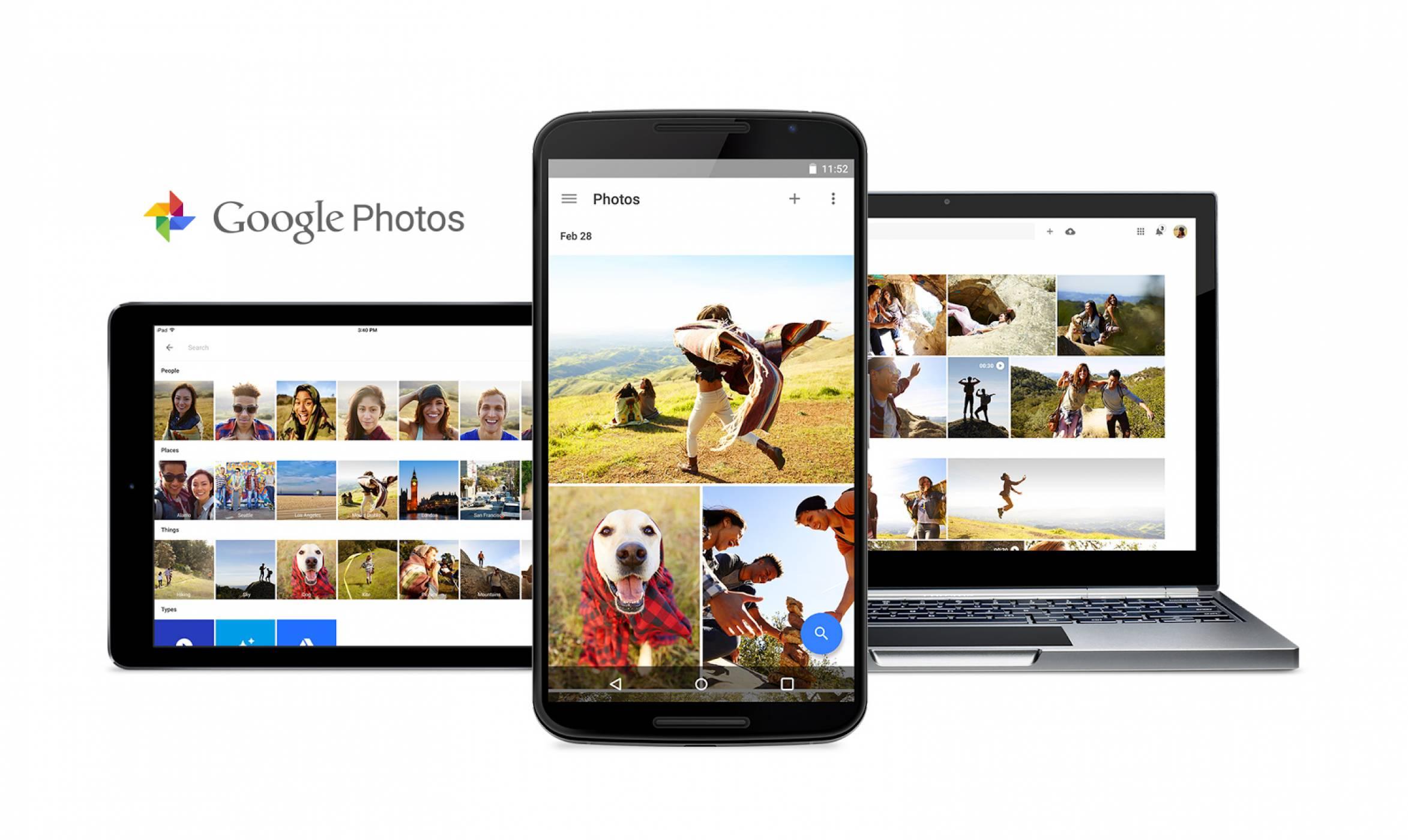 Google I/O 2017: Google Photos вече е по-умно и по-полезно приложение
