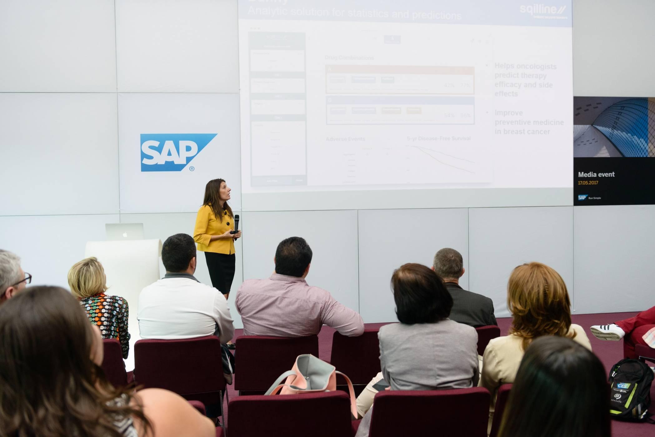 SAP обяви ръст във всички направления на бизнеса си у нас