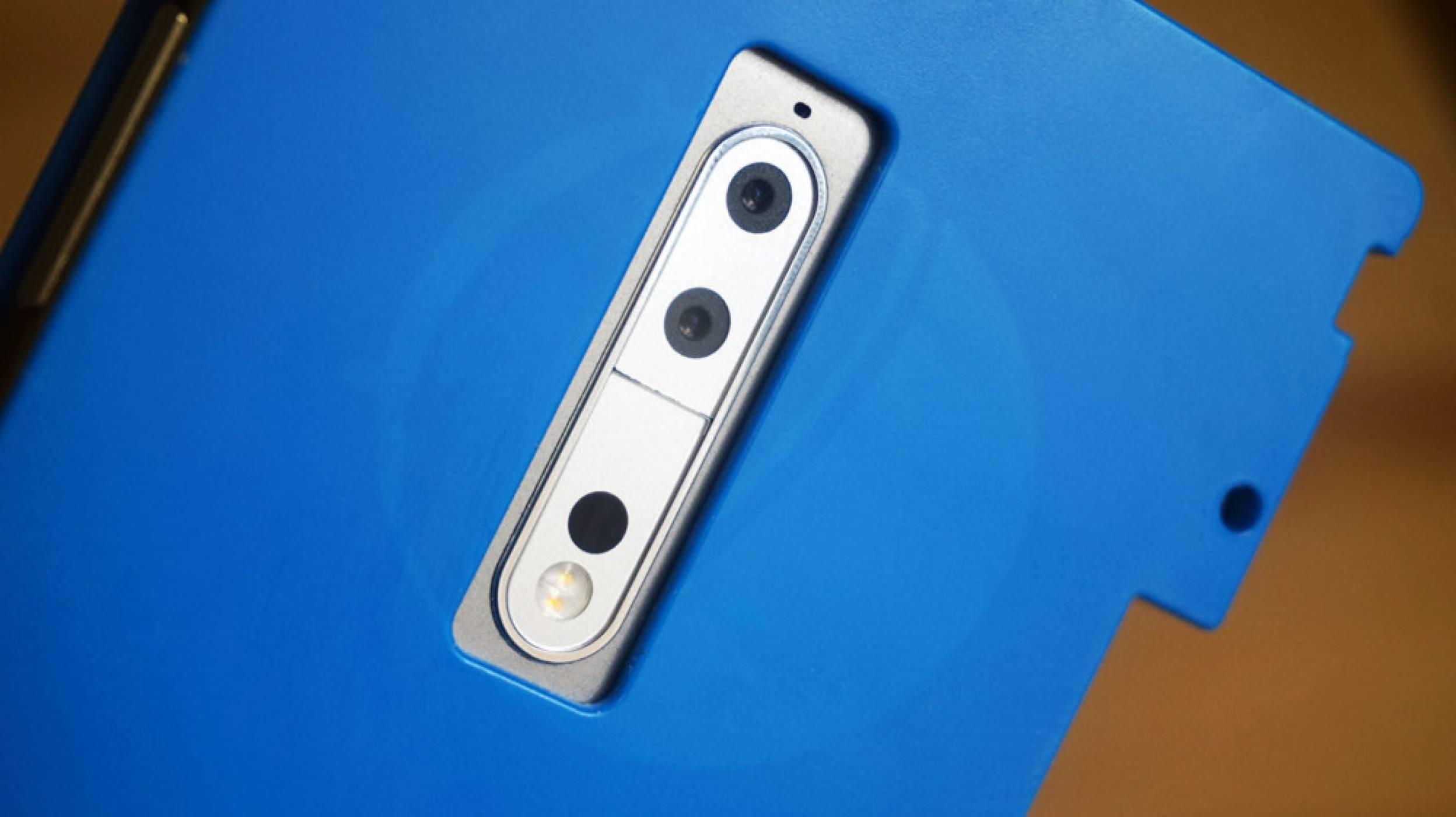 Nokia 9: чипсет Snapdragon 835, QHD дисплей и двойна задна 13 МР камера
